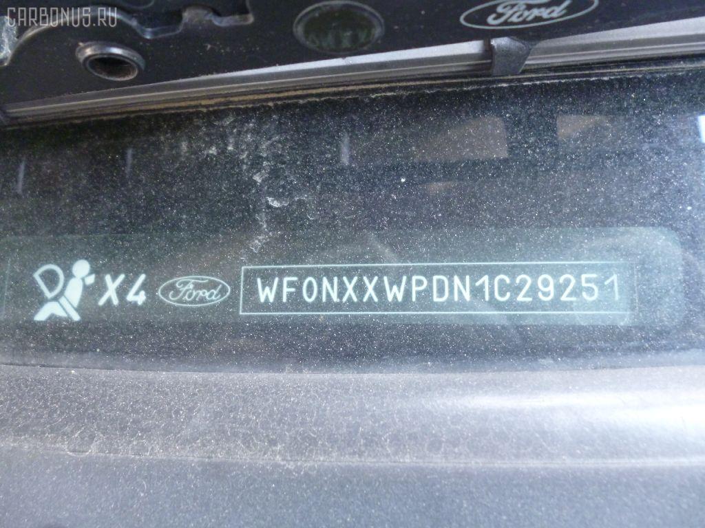 Радиатор печки FORD FOCUS WF0EDD EDDB Фото 7