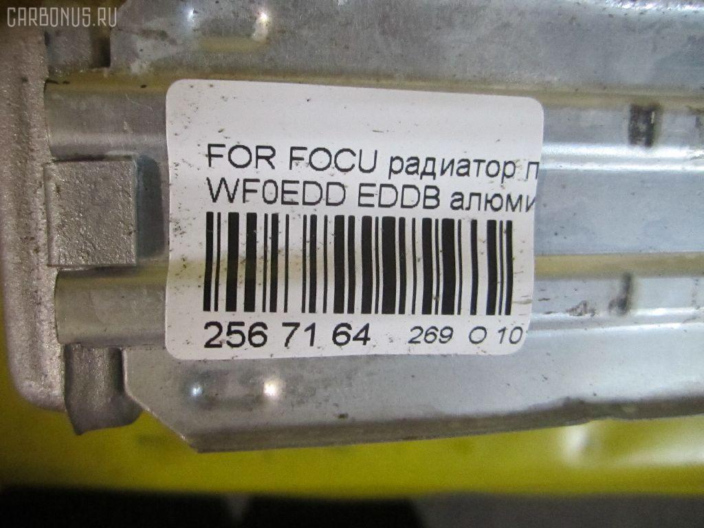 Радиатор печки FORD FOCUS WF0EDD EDDB Фото 9