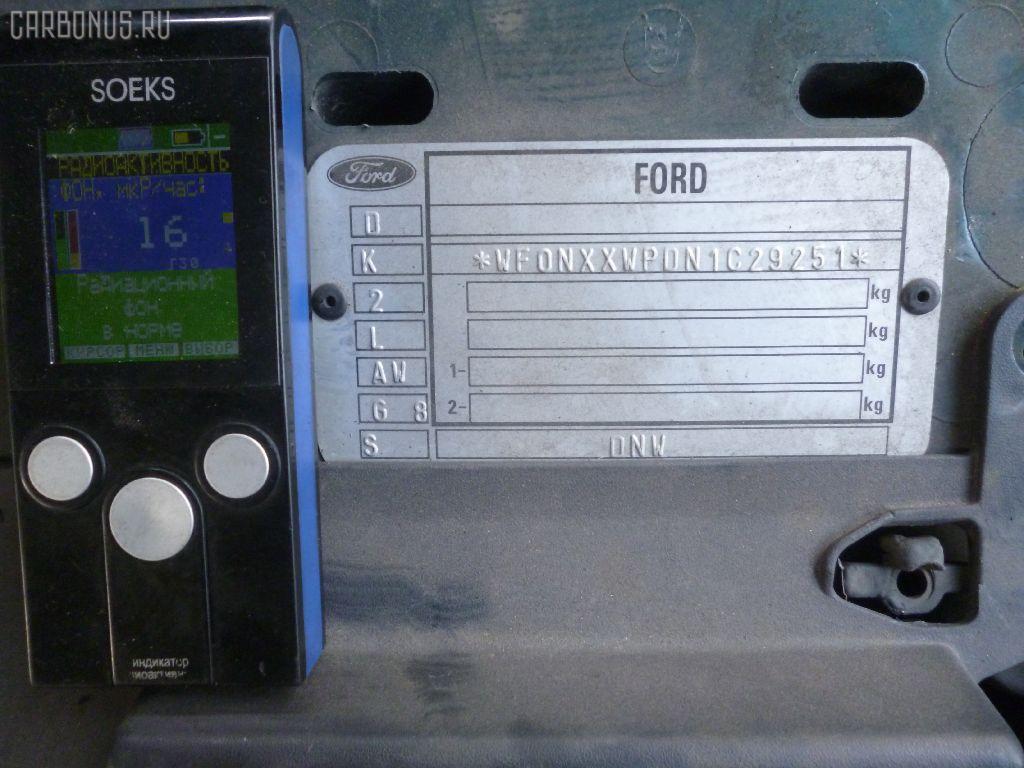Тросик на коробку передач FORD FOCUS WF0EDD EDDB Фото 7