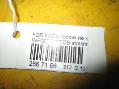 Тросик на коробку передач Ford Focus WF0EDD EDDB Фото 8
