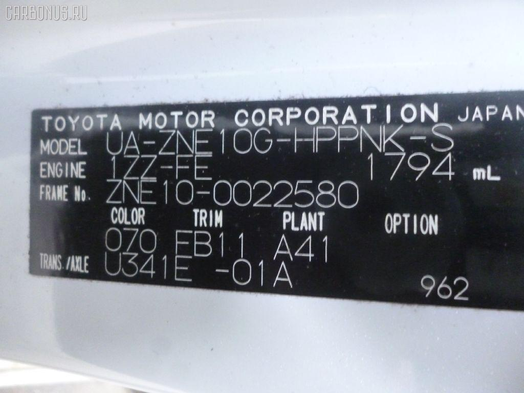 Главный тормозной цилиндр TOYOTA WISH ZNE10G 1ZZ-FE Фото 5