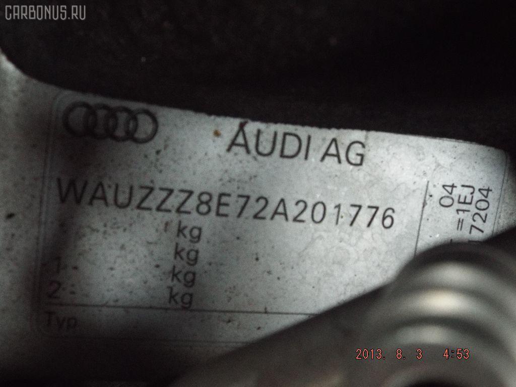 Ручка КПП AUDI A4 8EALT Фото 5