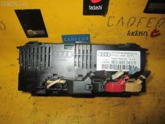Блок управления климатконтроля AUDI A4 8EALT ALT Фото 3