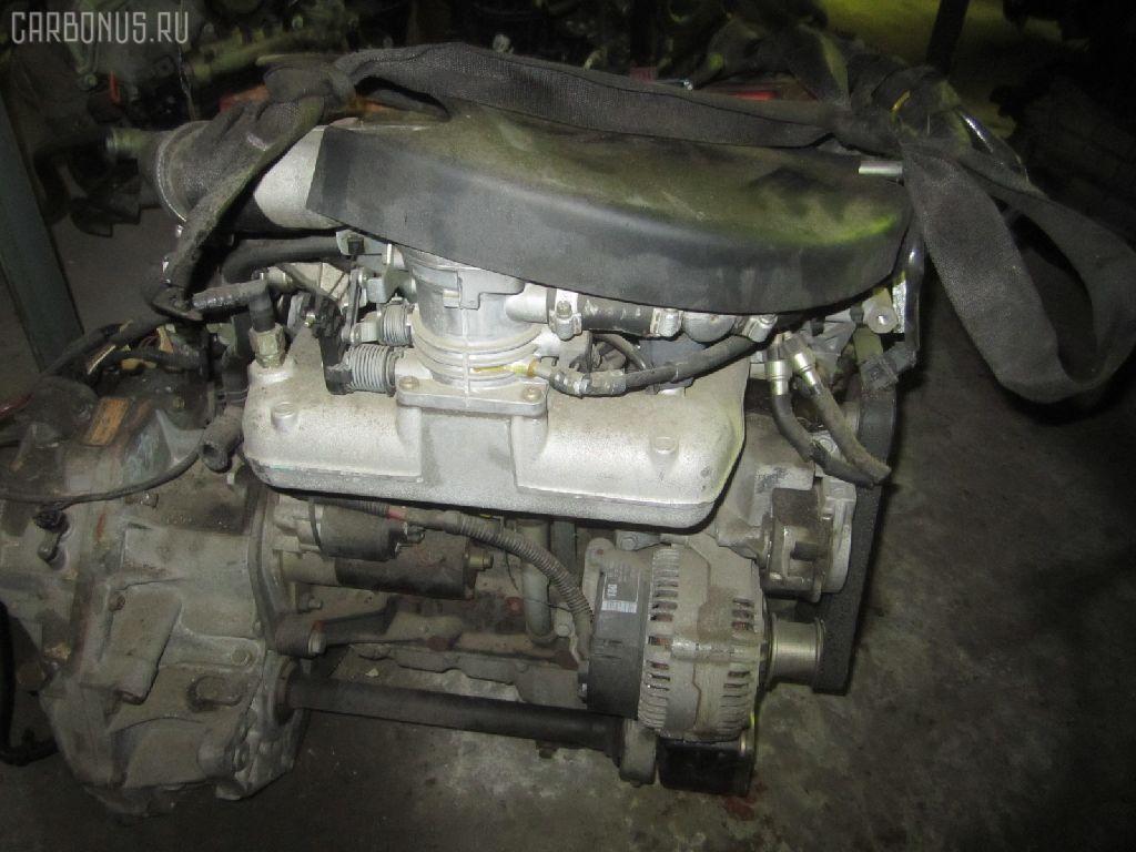 Двигатель SAAB 9-3 YS3D-DB204 B204E Фото 1