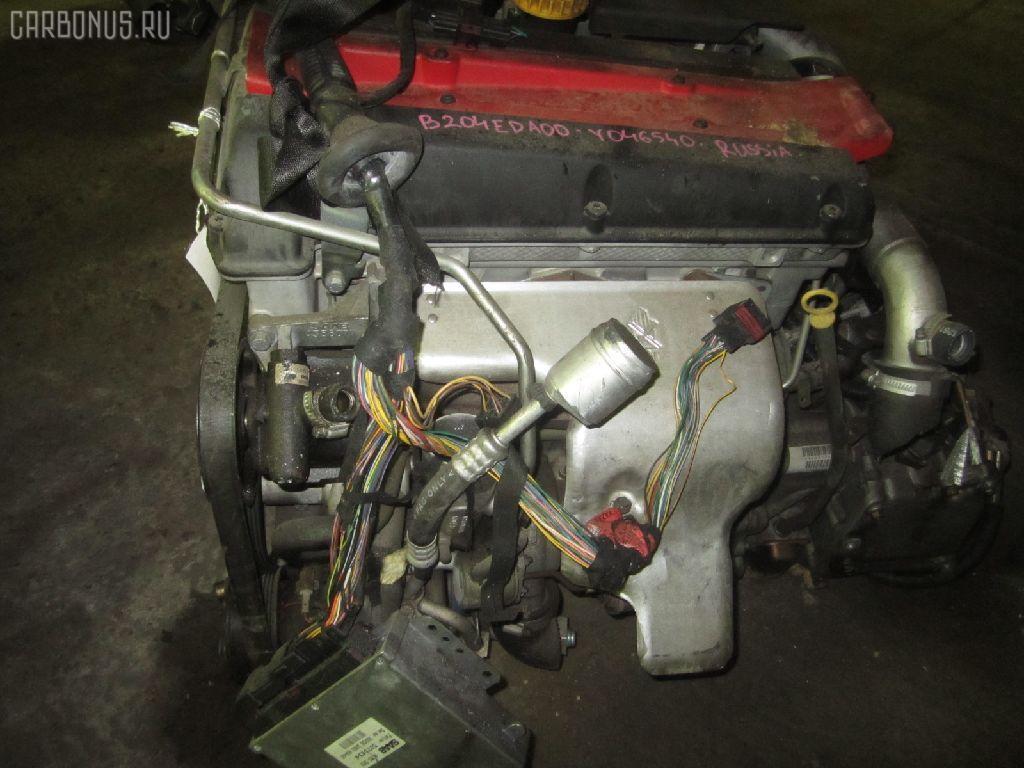 Двигатель SAAB 9-3 YS3D-DB204 B204E Фото 3