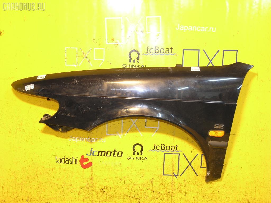 Крыло переднее Saab 9-3 YS3D-DB204 Фото 1