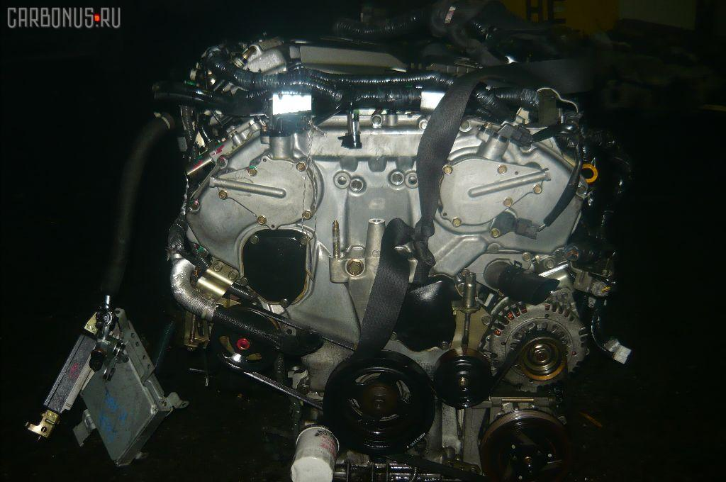 Двигатель NISSAN CEFIRO PA33 VQ25DD. Фото 9