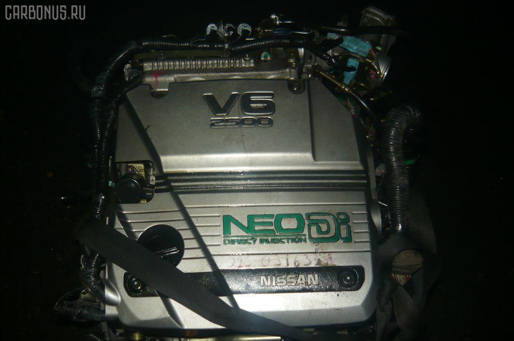 Двигатель NISSAN CEFIRO PA33 VQ25DD. Фото 10