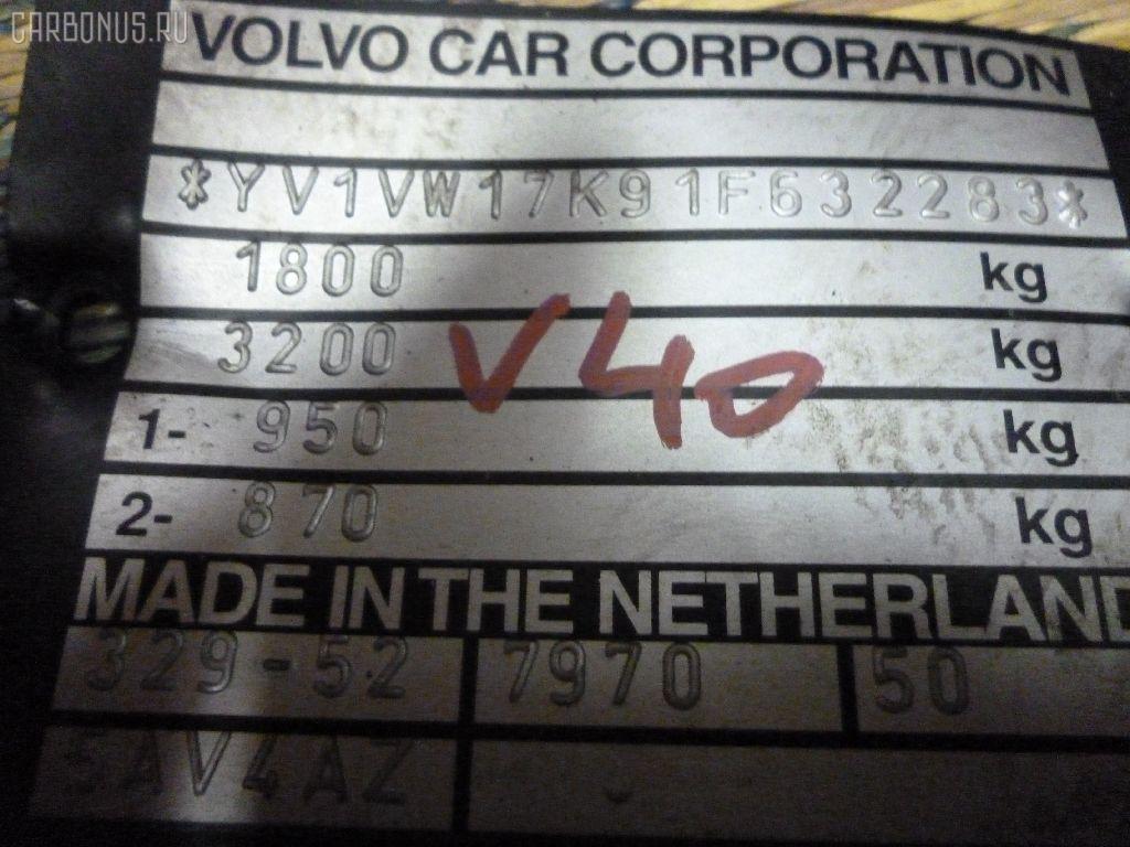 Бачок омывателя VOLVO V40 VW Фото 4
