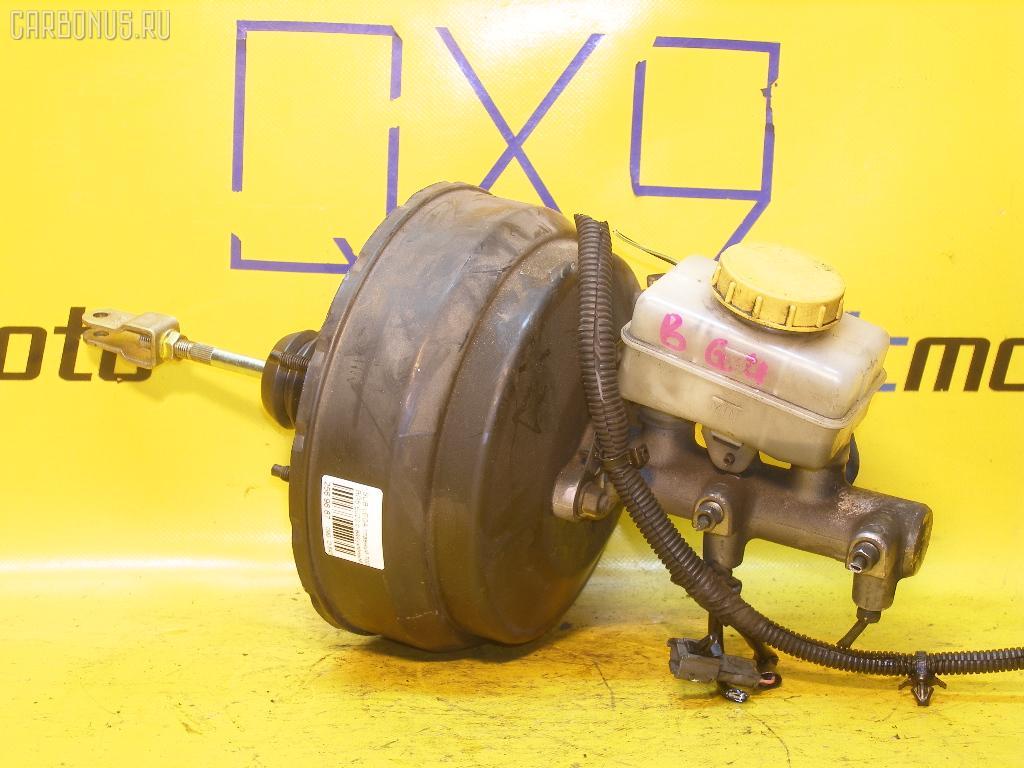 Главный тормозной цилиндр SUBARU LEGACY WAGON BG5 EJ20. Фото 1