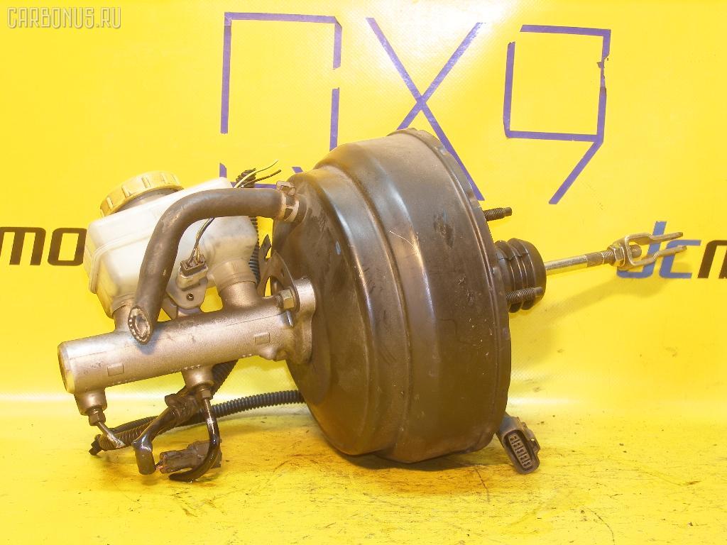 Главный тормозной цилиндр SUBARU LEGACY WAGON BG5 EJ20. Фото 2