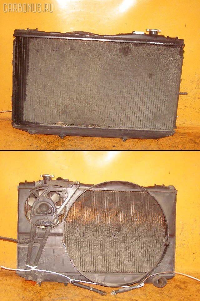 Радиатор ДВС TOYOTA CHASER GX81 1G-GE