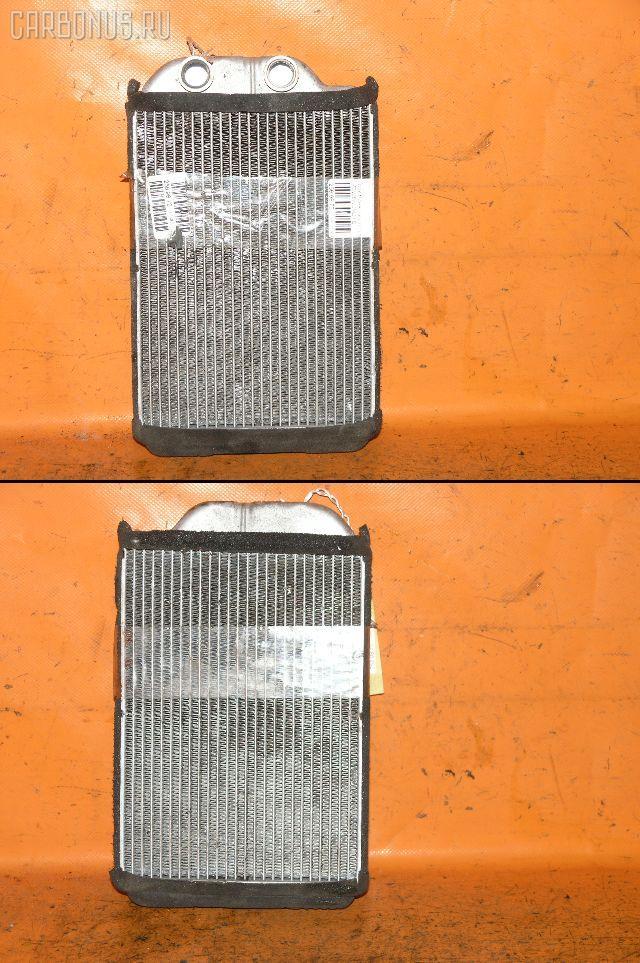 Радиатор печки TOYOTA MARK II QUALIS MCV25W 2MZ-FE. Фото 1
