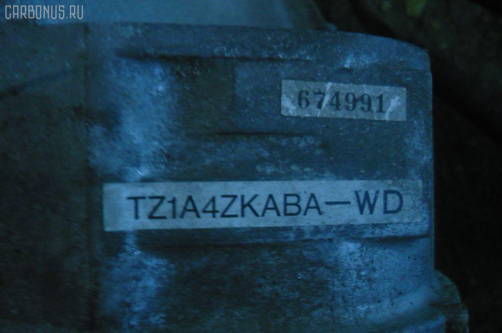 КПП автоматическая SUBARU LEGACY LANCASTER BH9 EJ254. Фото 9
