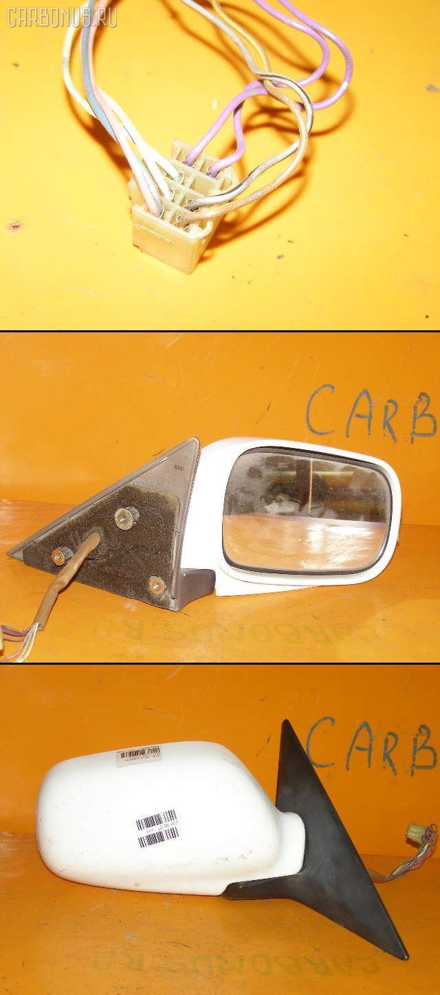 Зеркало двери боковой SUBARU LEGACY LANCASTER BH9. Фото 7