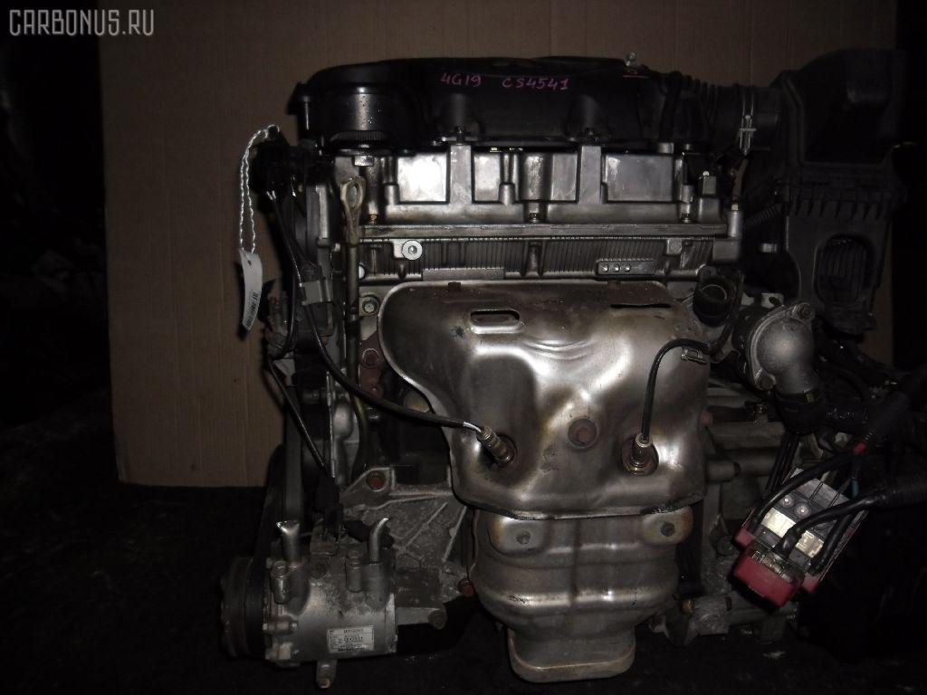 Двигатель MITSUBISHI COLT Z25A 4G19. Фото 6