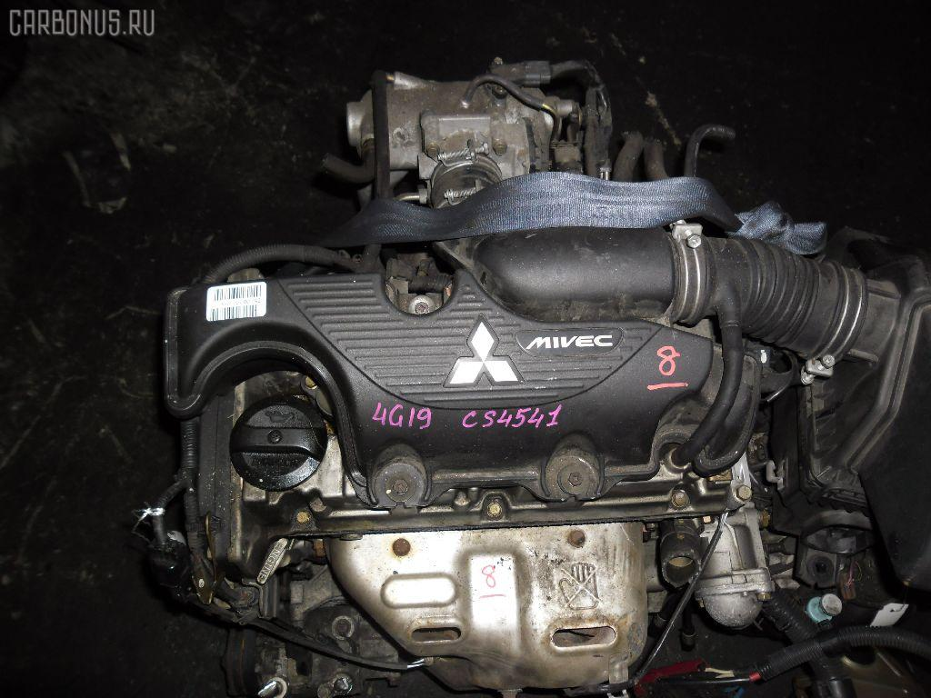 Двигатель MITSUBISHI COLT Z25A 4G19. Фото 8