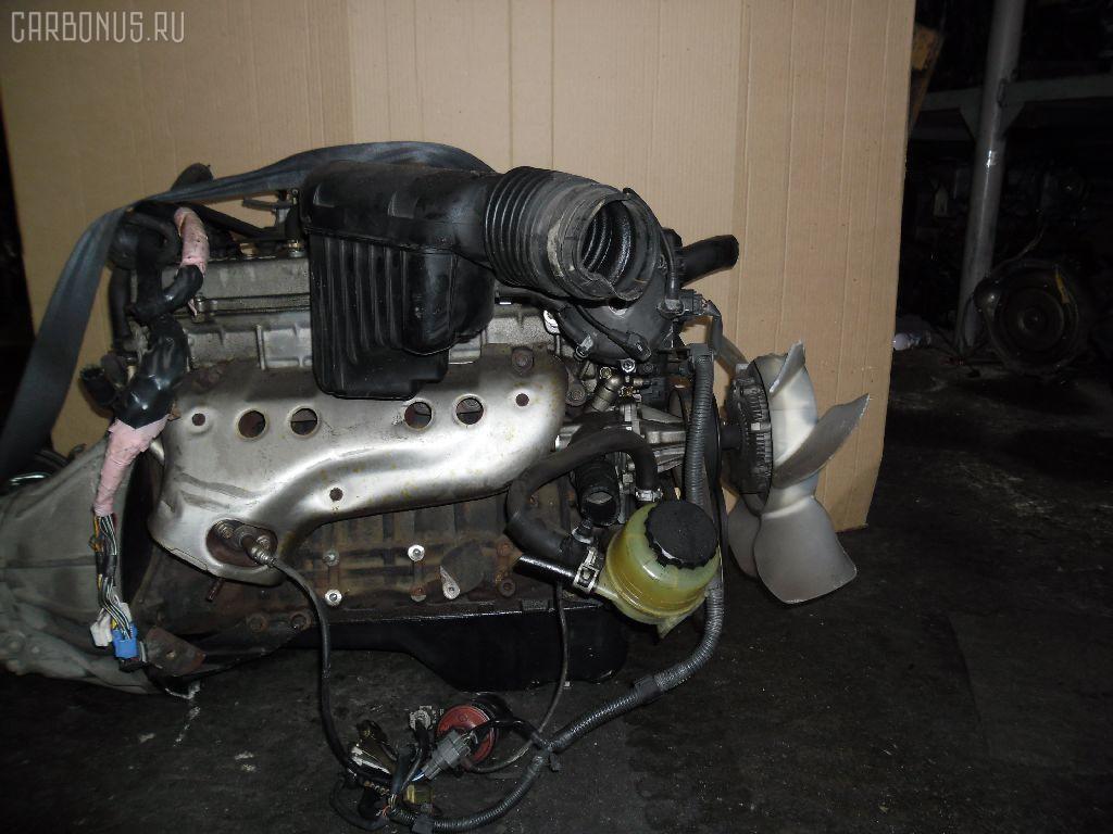 Двигатель TOYOTA CRESTA GX100 1G-FE. Фото 7