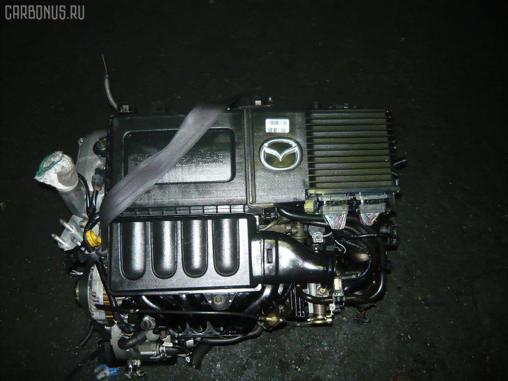 Двигатель MAZDA DEMIO DY3R ZJ-VE. Фото 11