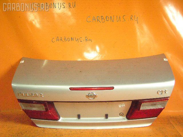 Крышка багажника NISSAN PULSAR FN15. Фото 1