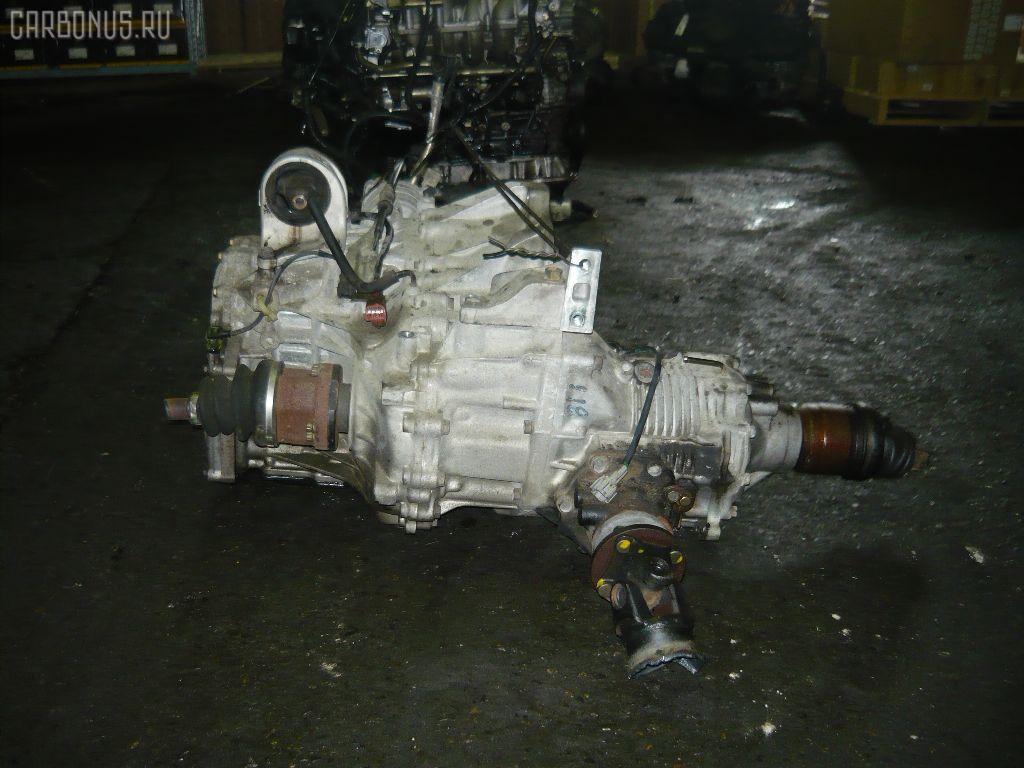 КПП автоматическая NISSAN RNESSA PNN30 KA24DE. Фото 1