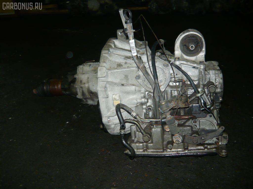 КПП автоматическая NISSAN RNESSA PNN30 KA24DE. Фото 3