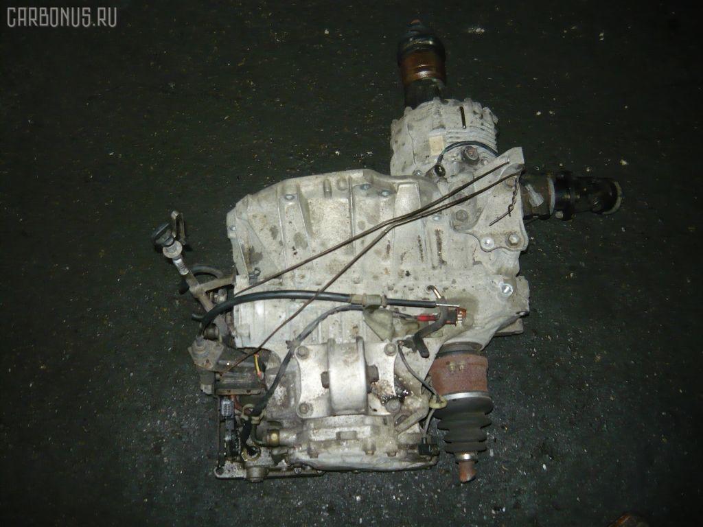 КПП автоматическая NISSAN RNESSA PNN30 KA24DE. Фото 4