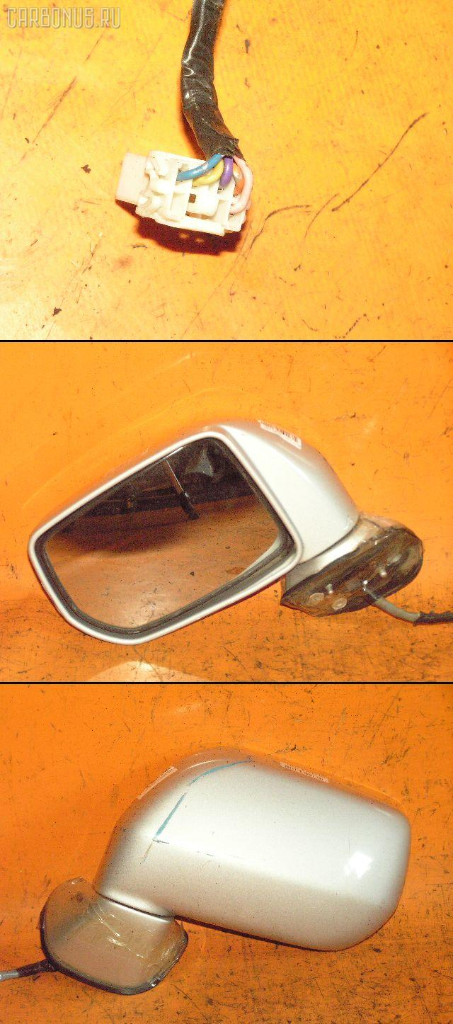 Зеркало двери боковой NISSAN RNESSA PNN30. Фото 3