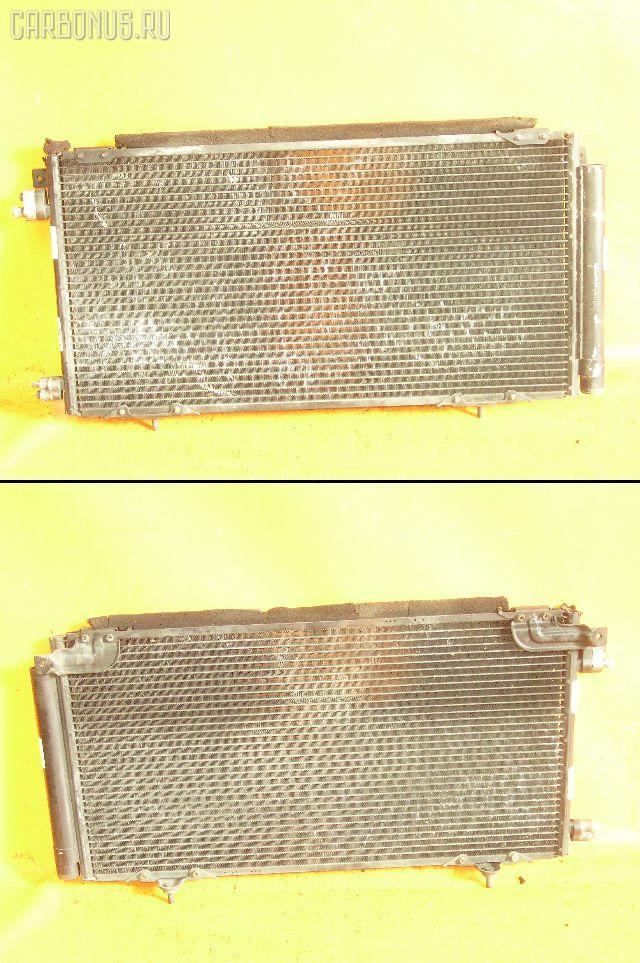 Радиатор кондиционера SUBARU LEGACY WAGON BH5 EJ20. Фото 2