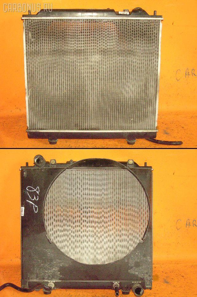 Радиатор ДВС Mitsubishi Delica space gear PB4W 4G64 Фото 1