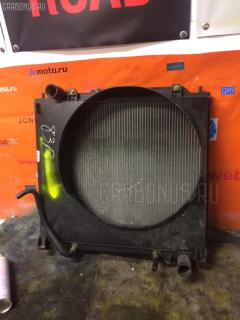 Радиатор ДВС Mitsubishi Delica space gear PB4W 4G64 Фото 3