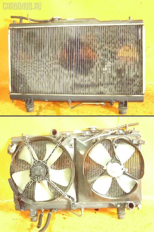Радиатор ДВС TOYOTA ST210 3S-FE. Фото 4