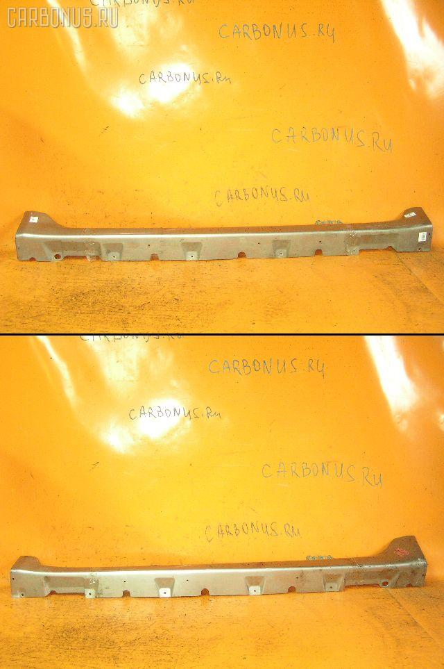 Порог кузова пластиковый ( обвес ) TOYOTA VITZ NCP13. Фото 1