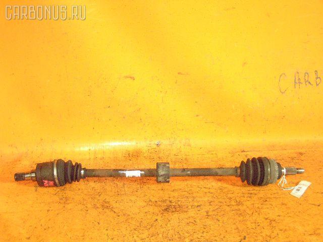 Привод SUZUKI KEI HN11S F6A. Фото 1