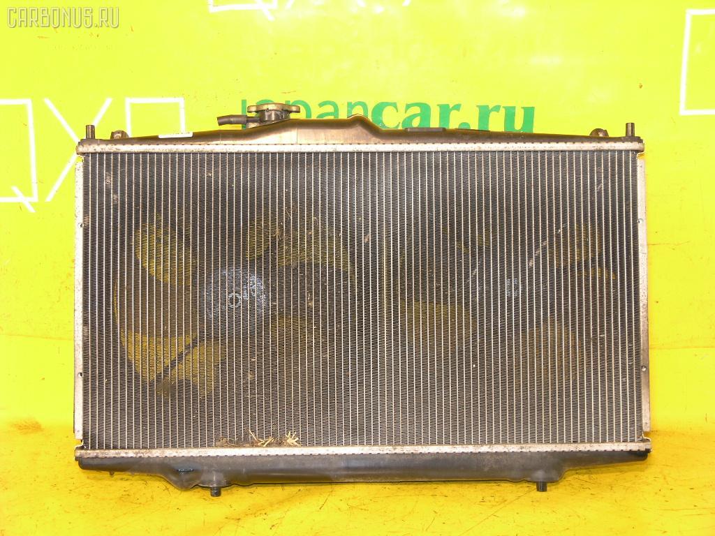 Радиатор ДВС HONDA ACCORD WAGON CF6 F23A. Фото 11