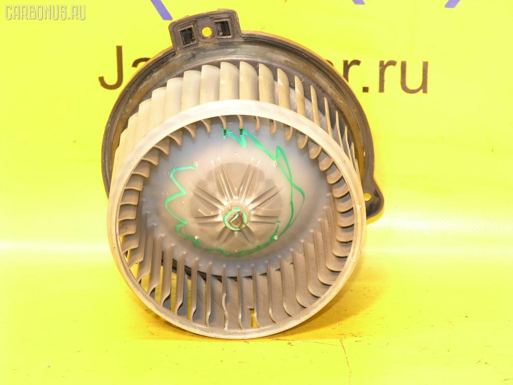 Мотор печки HONDA LOGO GA3. Фото 1