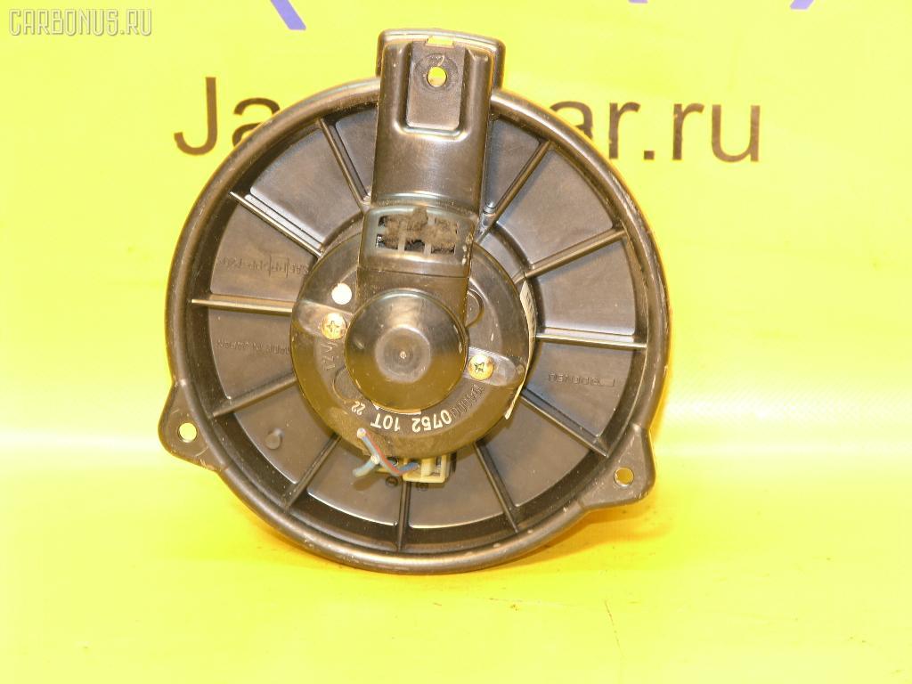 Мотор печки HONDA LOGO GA3. Фото 2