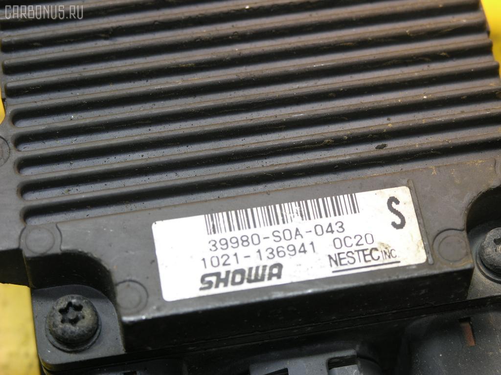 Блок управления электроусилителем руля HONDA ACCORD CF3 F18B. Фото 4