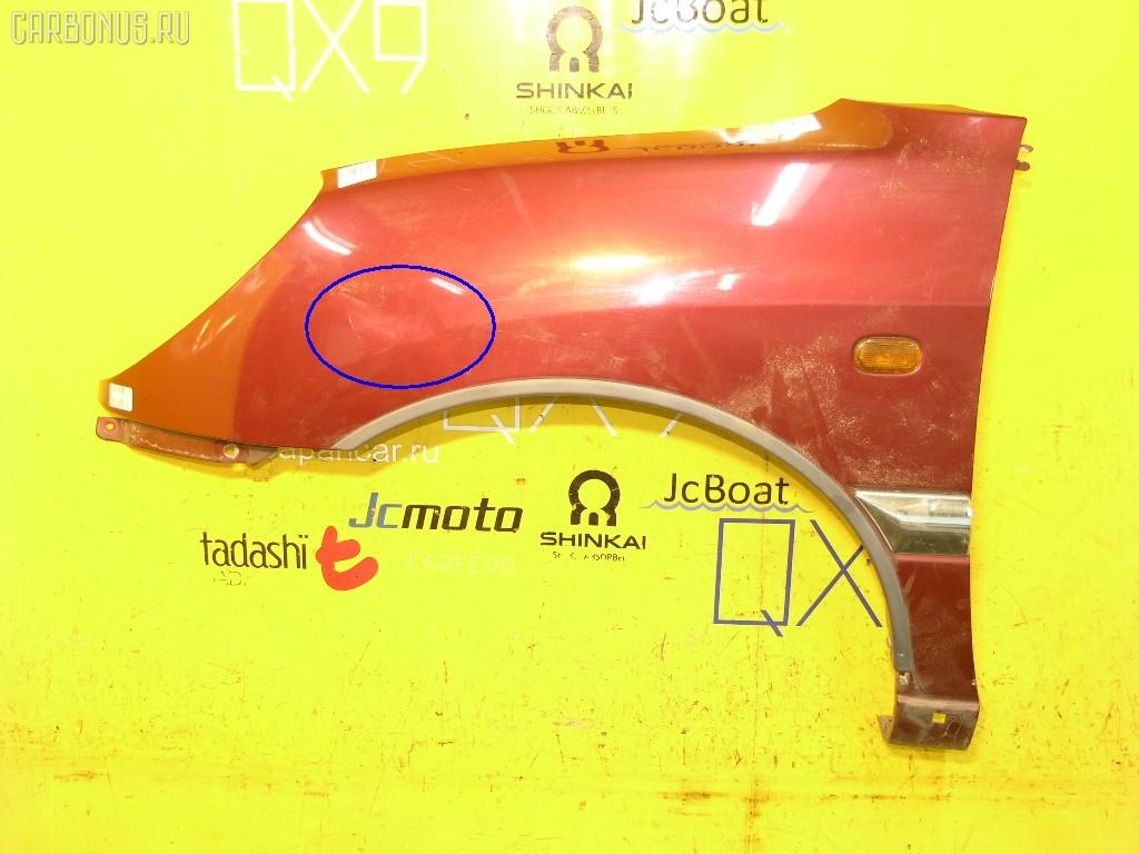Крыло переднее TOYOTA DUET M100A. Фото 1