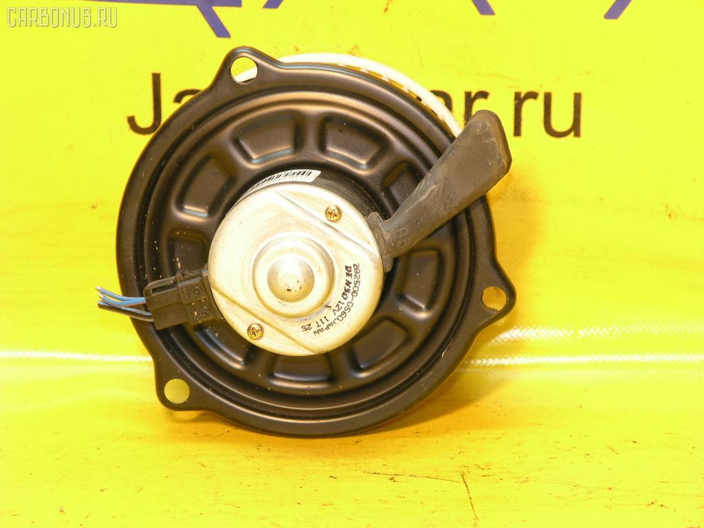 Мотор печки TOYOTA STARLET EP91. Фото 4
