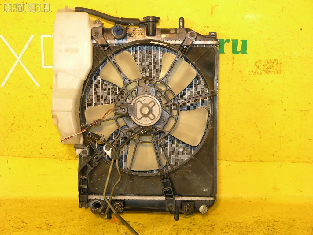 Радиатор ДВС TOYOTA DUET M100A EJ-DE. Фото 1