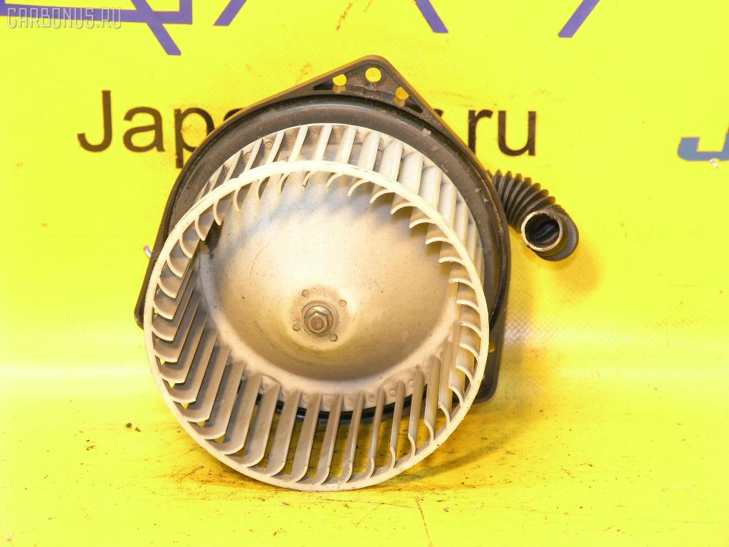 Мотор печки NISSAN MARCH K11. Фото 9