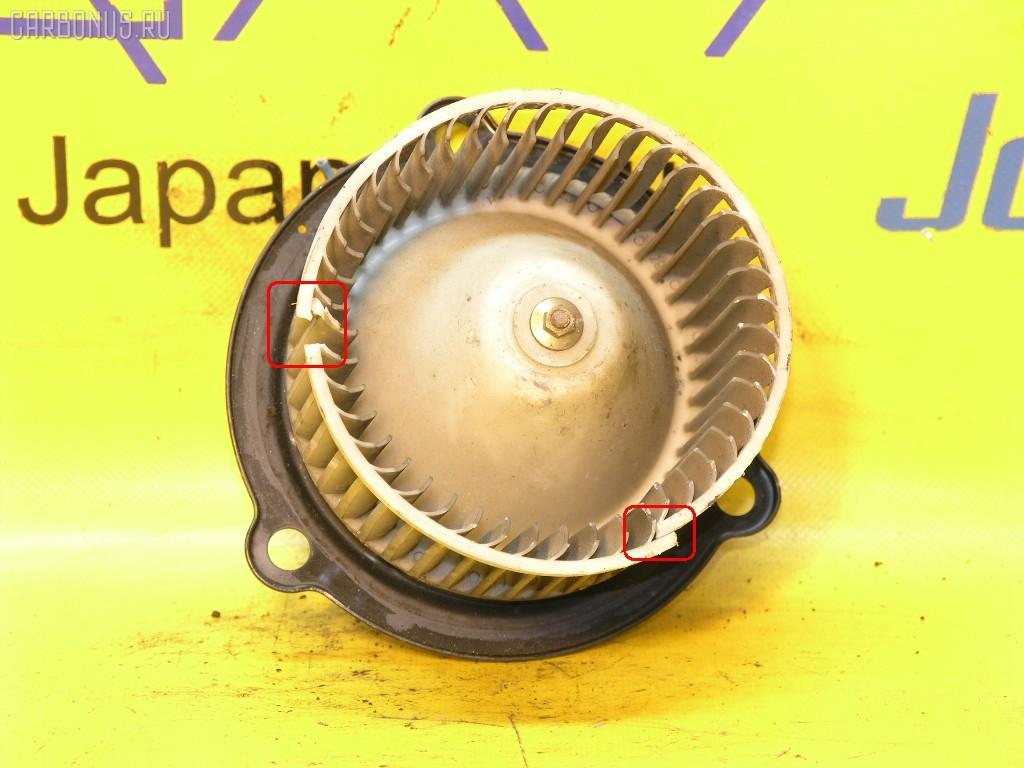 Мотор печки SUZUKI JIMNY JA11V. Фото 1