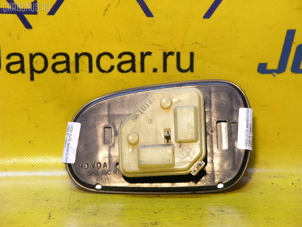 Зеркало-полотно HONDA INTEGRA DB6. Фото 2