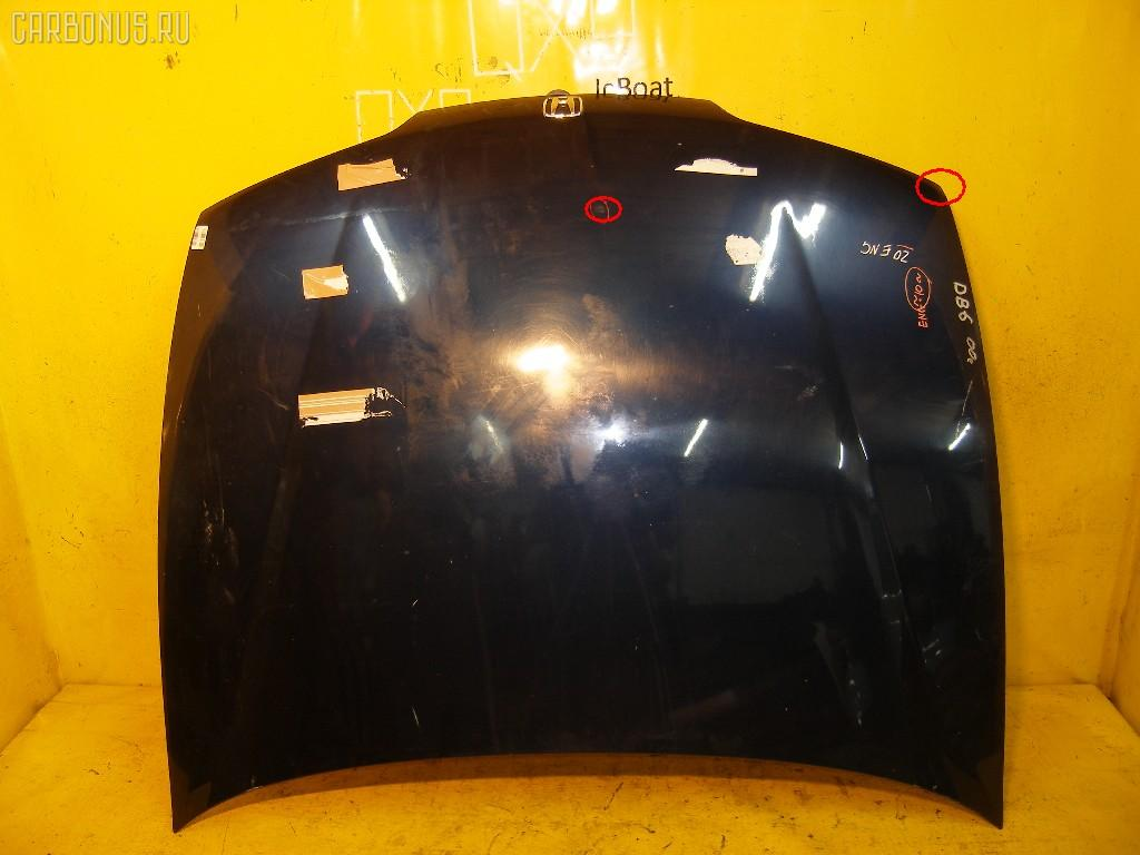 Капот HONDA INTEGRA DB6. Фото 9