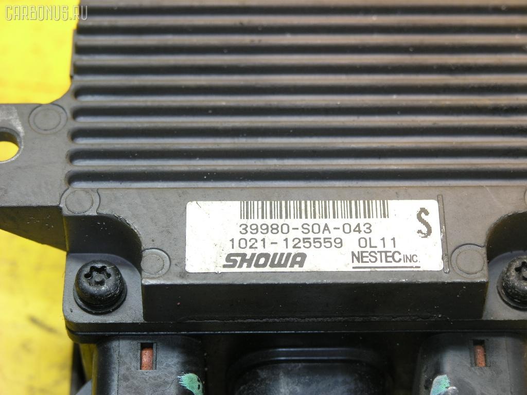 Блок управления электроусилителем руля HONDA ACCORD CF4 F20B. Фото 6