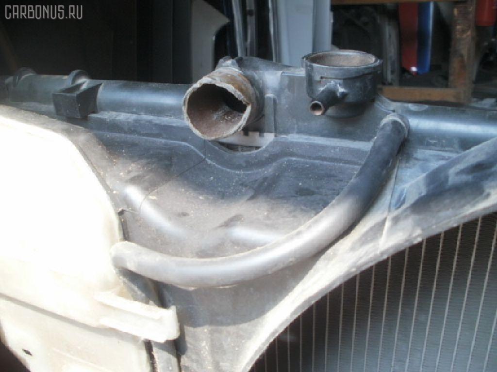 Радиатор ДВС TOYOTA JZX100 1JZ-GE. Фото 2