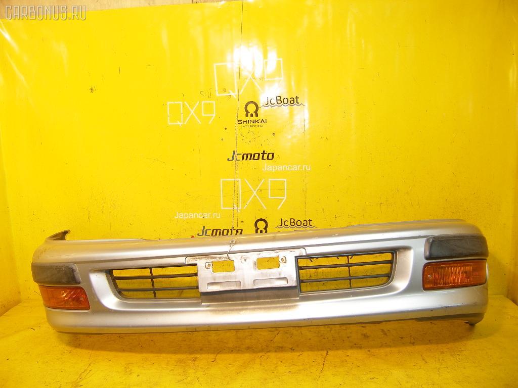 Бампер TOYOTA CALDINA ST190G. Фото 1