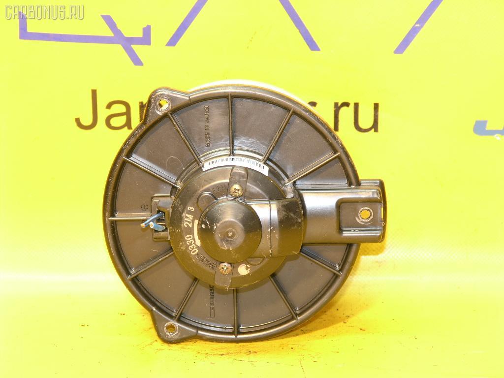 Мотор печки TOYOTA CYNOS EL44. Фото 6