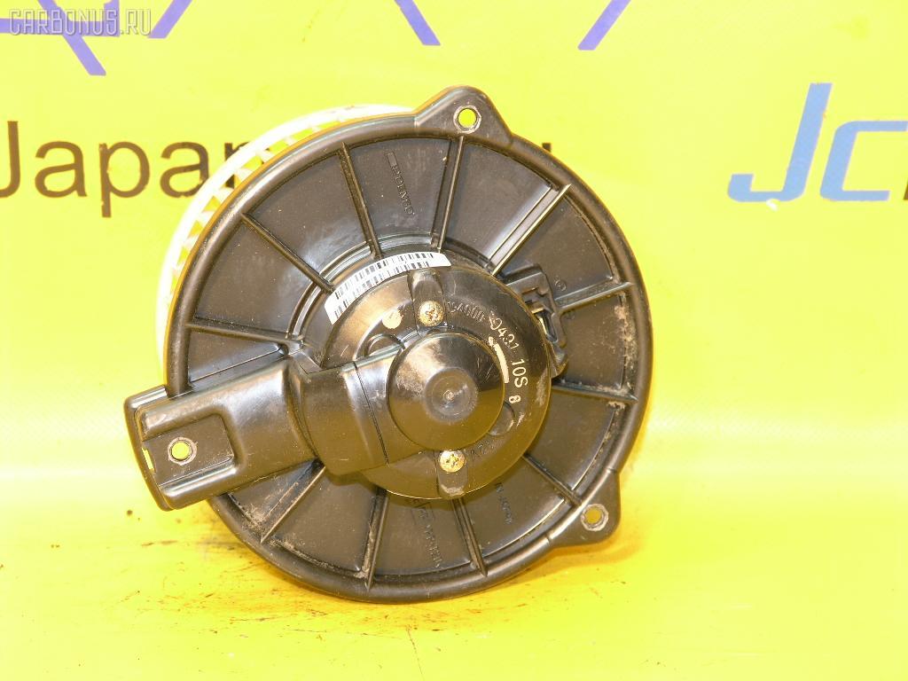 Мотор печки TOYOTA COROLLA II EL53. Фото 4
